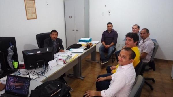 Ministério Público e PMF afinam detalhes do Plano Operativo do Carnaval de Floriano