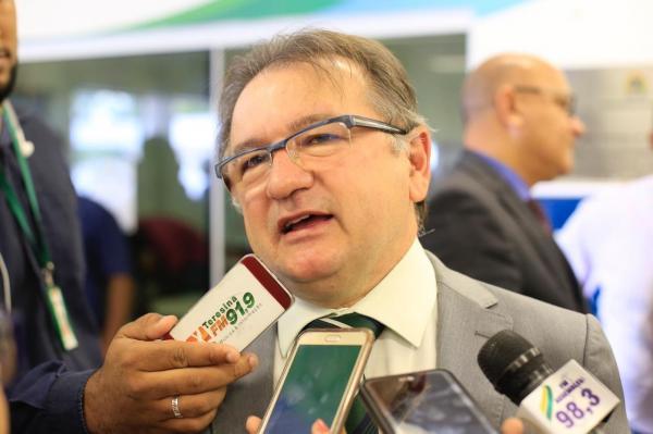 Secretário de governo, Merlong Solano, descarta debandada na base de Wellington Dias