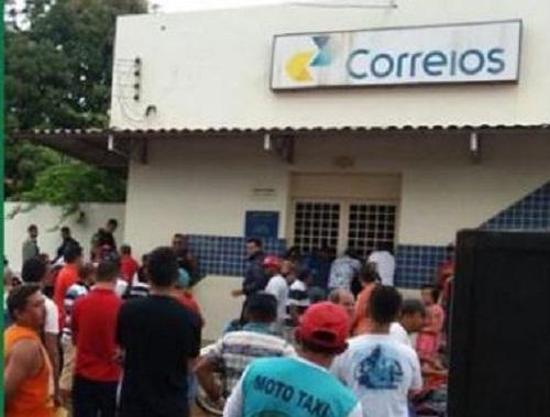 Vigilante reage e mata dois bandidos durante assalto aos Correios em cidade do Piauí
