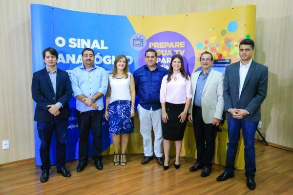Teresina, Demerval Lobão, Lagoa do Piauí e outras cidades receberão kits para implantação do sinal digital