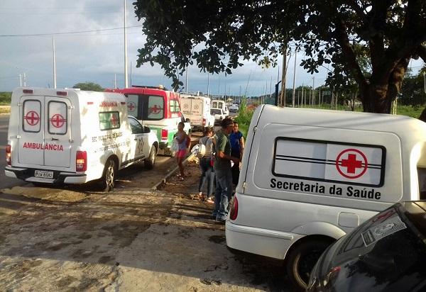 Ambulâncias de prefeituras do Piauí são apreendidas pela PRF