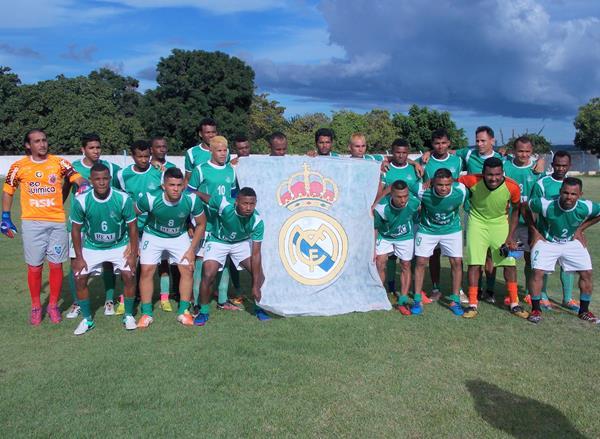 Real Madrid vence Santa Cruz e se consagra campeão regenerense de futebol