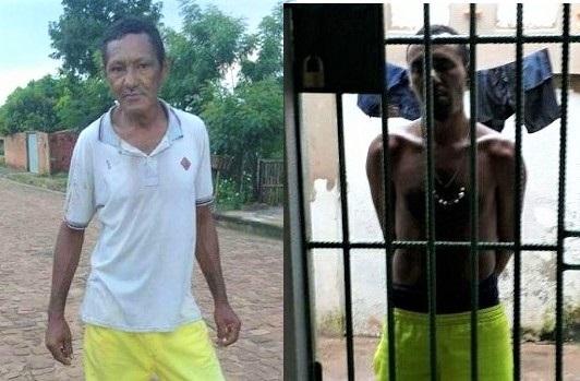 Enteado mata padrasto a pauladas em Regeneração; acusado preso em flagrante