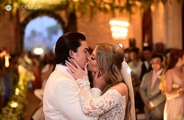 Piauiense Whindersson Nunes e Luísa Sonza se casam em Alagoas