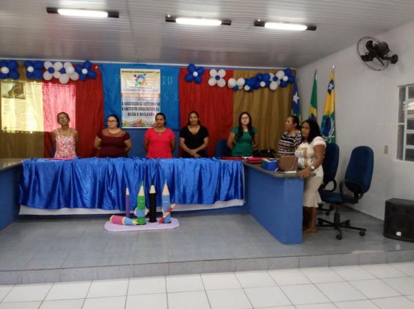 Prefeitura de Passagem Franca do Piauí promove Jornada Pedagógica 2018