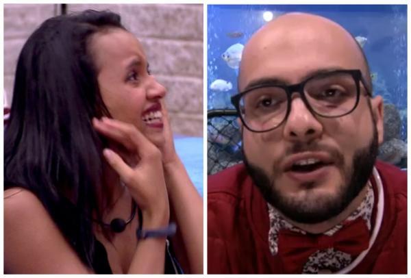 BBB 18: Mahmoud é eliminado do programa e Gleici vai para o quarto secreto