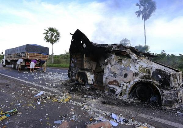 Morre em Teresina, vigilante baleado na cabeça durante assalto a carro-forte na BR 343