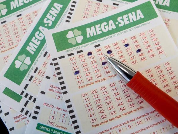 Mega-Sena (Imagem: Divulgação)