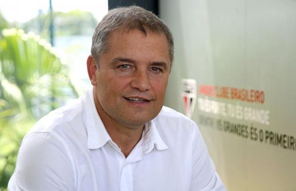 Uruguaio Diego Aguirre é o novo técnico do São Paulo