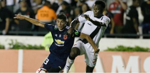 Sob vaias, Vasco perde na estreia na fase de grupos da Libertadores