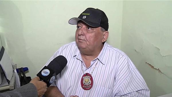 Delegado Jorginho morre após infarto em Teresina