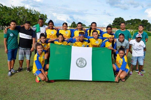 AB City perde na segunda rodada da II Taça Bola Mulher e segue com 3 pontos na competição