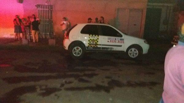 Taxista é assassinado com tiro na cabeça na zona sul de Teresina