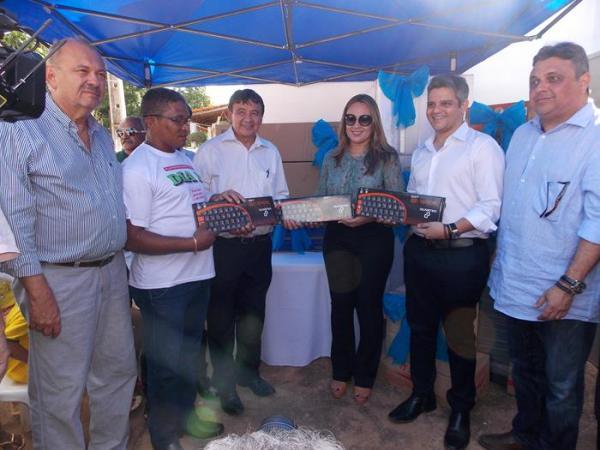 Governador W. Dias visita Miguel Leão e autoriza obras de grande importância para o município
