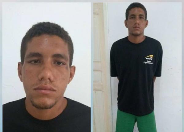 Força Tática prende jovem de 22 anos suspeito de furtar motocicleta no centro de Regeneração