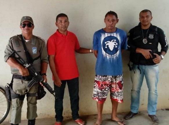Homem é preso acusado de estupro de vulnerável na cidade de São Gonçalo do Piauí
