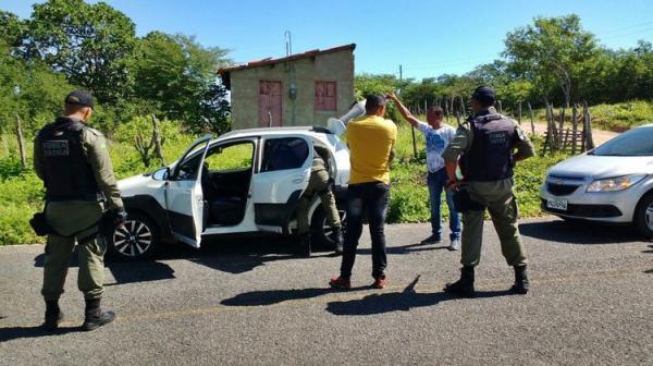 Mais de 20 pessoas são presas durante operação da Polícia Militar