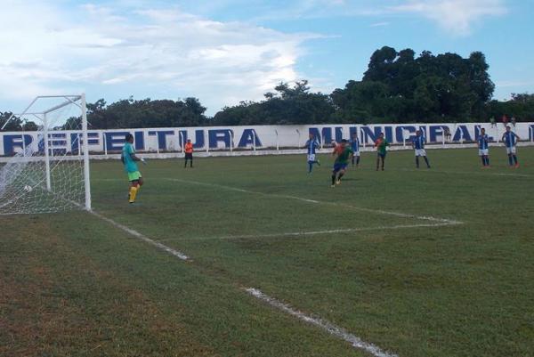 Partida de abertura do campeonato agricolandense entre Emelec e Vila Nova termina empatado em 1 a 1