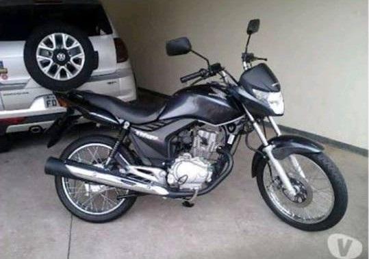 Proprietário oferece recompensa para quem der informações sobre moto roubada durante seresta na zona rural em Lagoinha do PI