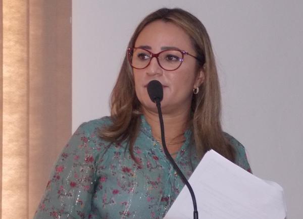 Secretária de Educação, Rejane Dias, visitará Olho D'Água, Hugo Napoleão e Regeneração nesta quarta-feira, 21