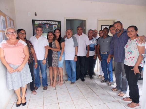 Equipe da gestão de Miguel Leão participa de Oficina de Planejamento Estratégico