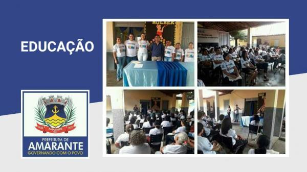 Professores de Amarante participam de formação do PNAIC