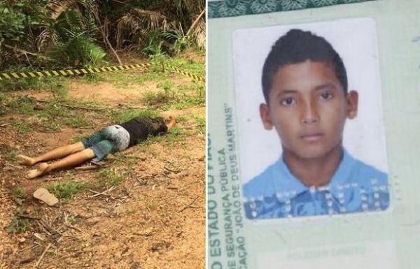 Jovem de 17 anos é executado e jogado em matagal da zona rural de Teresina