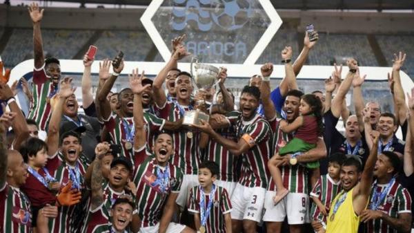 Fluminense vence o Botafogo e é campeão da Taça Rio 2018