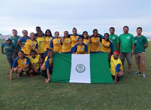 AB City empata em 4 a 4 com o Havaí e garante vaga na próxima fase da II Taça Bola Mulher