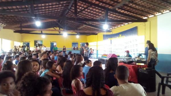 Prefeitura de Prata do Piauí promove Conferência Infanto-Juvenil pelo Meio Ambiente