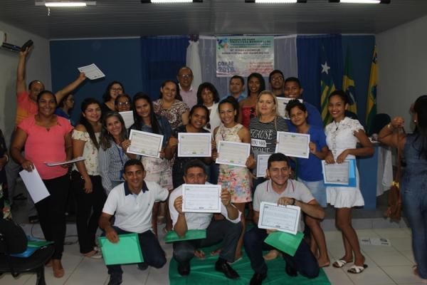 Prefeitura de Passagem Franca do PI realiza 3ª Conferência Municipal de Educação