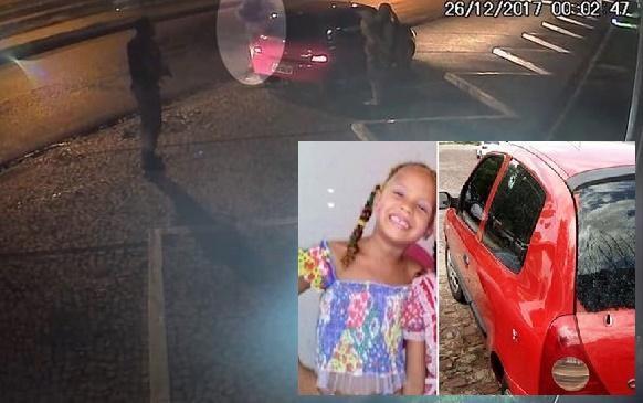 Família de menina morta por PM em Teresina pede indenização de R$ 5 milhões