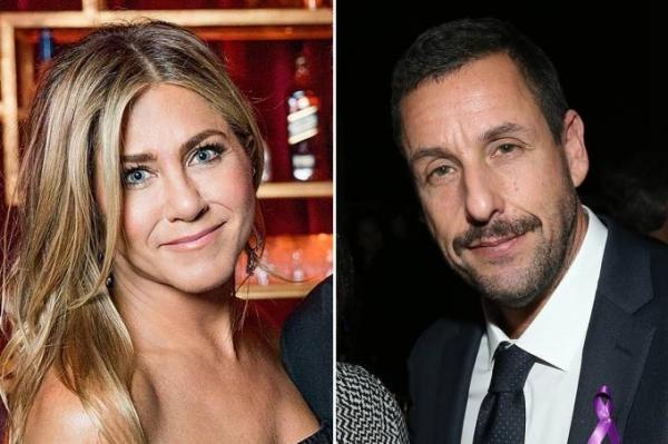 Jennifer Aniston e Adam Sandler farão comédia para a Netflix