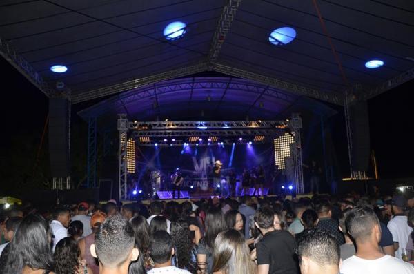 Aniversário de 54 anos de São Gonçalo do Piauí é comemorado com grande show na Praça de Eventos; veja imagens