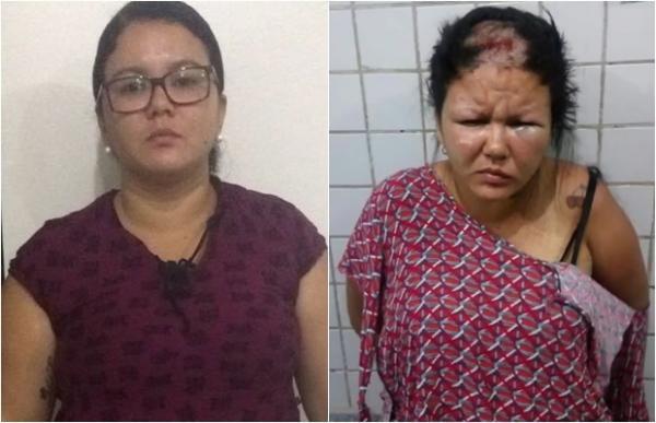 Mulher acusada de participar da morte do cabo do Bope em Teresina é agredida após suspeita de roubo