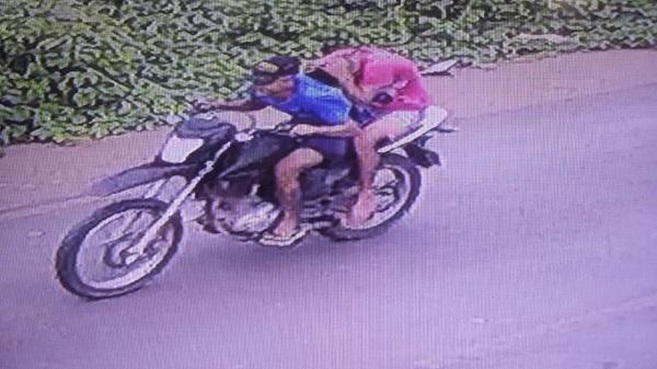 Criminosos em uma moto Bros praticam dois assaltos à luz do dia em Agricolândia