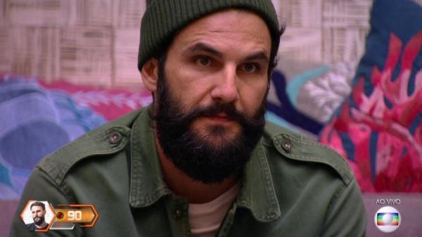 Wagner é o décimo eliminado do Big Brother