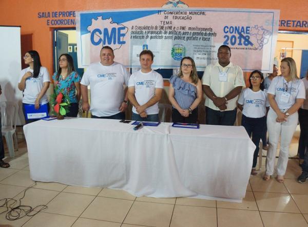 II Conferencia Municipal de Educação é realizada em São Pedro do Piauí