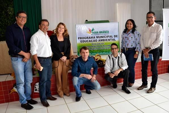 Água Branca realiza seminário para debater meio ambiente e desenvolvimento sustentável