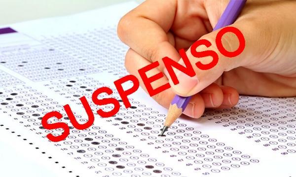 Empresa emite nota comunicando suspensão da segunda etapa da prova do concurso da prefeitura de Agricolândia