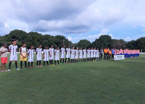 Campeonato municipal de Barro Duro teve início neste sábado (07); Malhada dos Bois 2 x 0 Badezão