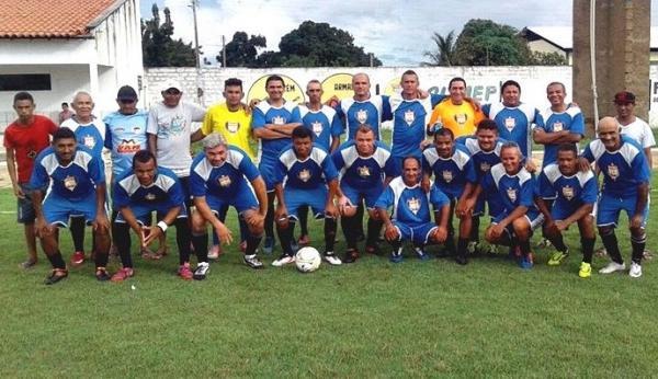 Goleada e grupo com classificação definida marcam 5ª rodada da Copa Quarentões do Médio Parnaíba