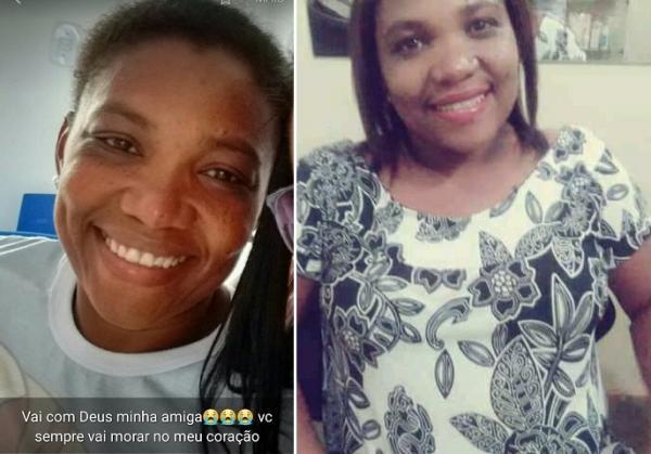 Luto: morre em Olho D'água do Piauí, ACS Regina Pereira