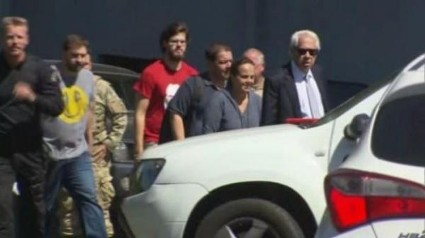 Familiares de Lula visitam o ex-presidente na sede da PF no PR