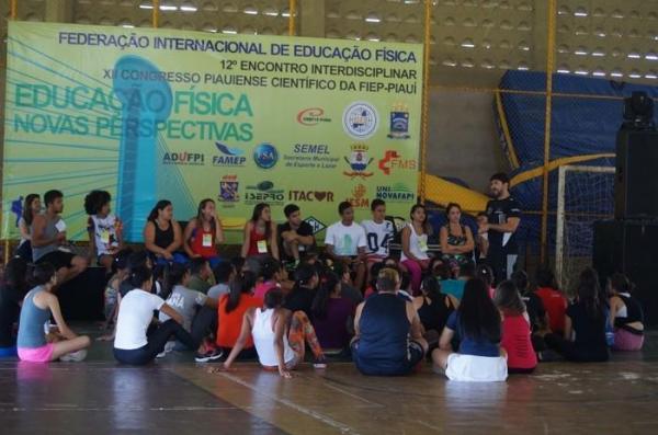 Programação pronta para XIII Congresso Piauiense de Educação Física