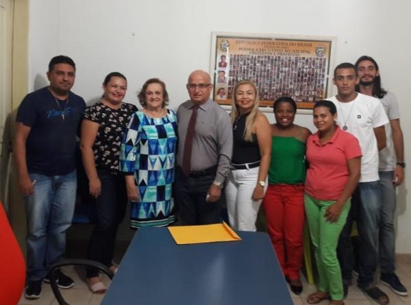 Angical do PI | Prefeitura firma parceria com TCE-PI para oferta de cursos voltado para administração pública