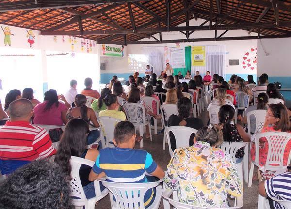 Prefeitura de Barro Duro realiza 3ª Conferência Municipal de Educação