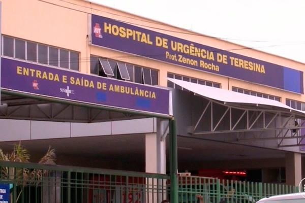 Criança recém-nascida agredida pelo pai em Teresina perde lábio inferior