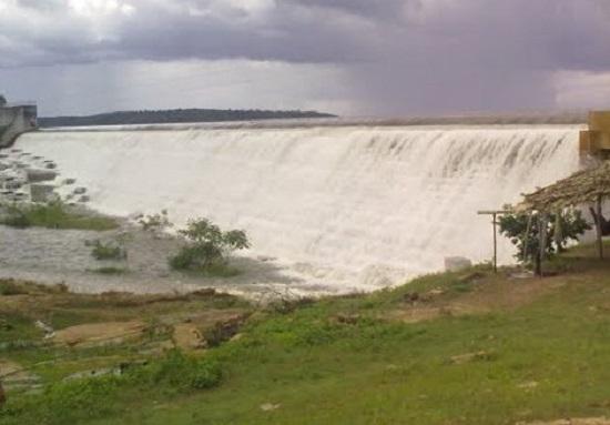 Barragem Mesa de Pedra (Imagem: Divulgação)