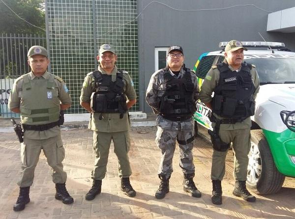 Policiamento do 18º BPM realiza Operação Saturação em Regeneração, Amarante e Palmeirais